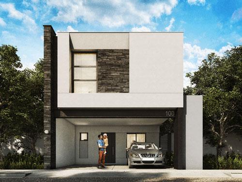 Casa en cumbres modelo Ibiza VI
